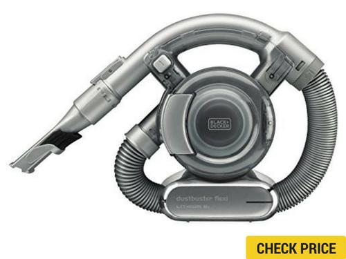 Black + Decker Lithium Flexi Vacuum