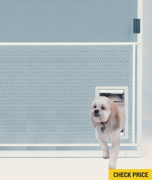 Ideal Pet Doors Screen Guard Pet Door