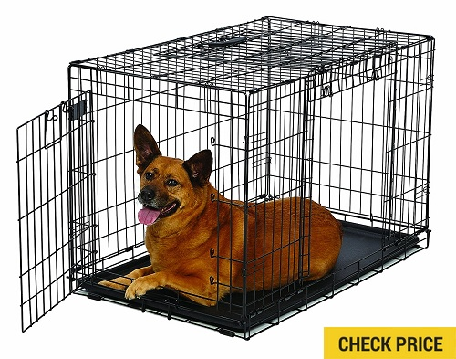 MidWest Double-Door Ovation Dog Crate