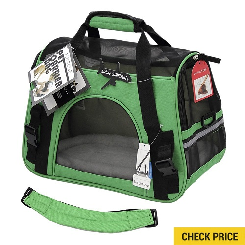 OxGord Soft-Sided Pet Carrier
