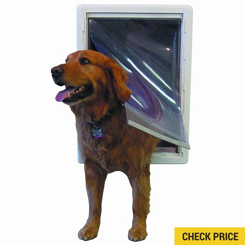 Perfect Pet the All-Weather Energy Efficient Dog Door