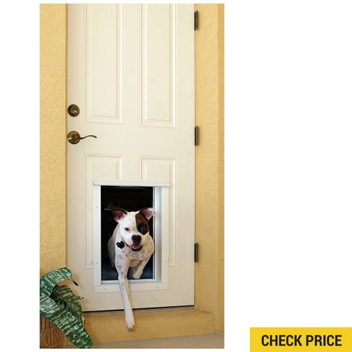 Plexidor Electric Dog Door