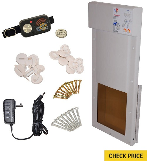 Power Pet Electronic Pet Door