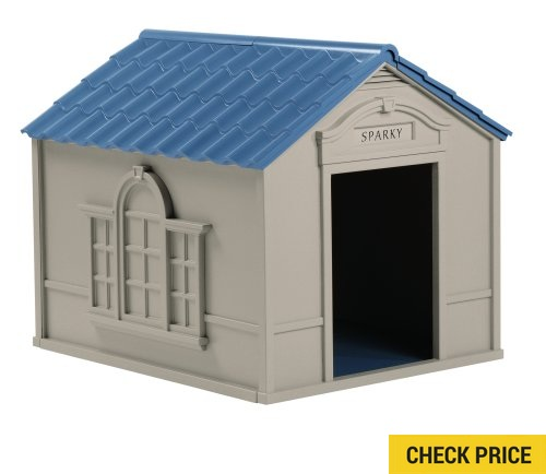 Suncast DH350 Dog House