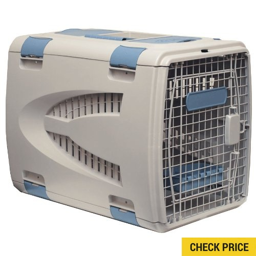 Suncast PC52417 Deluxe Pet Carrier